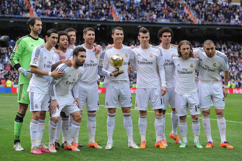 FC Real Madrid 4K