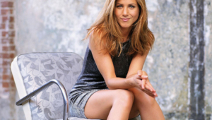 Jennifer Aniston High Quality Wallpapers