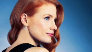 Jessica Chastain HD Background