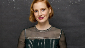 Jessica Chastain For Desktop Background