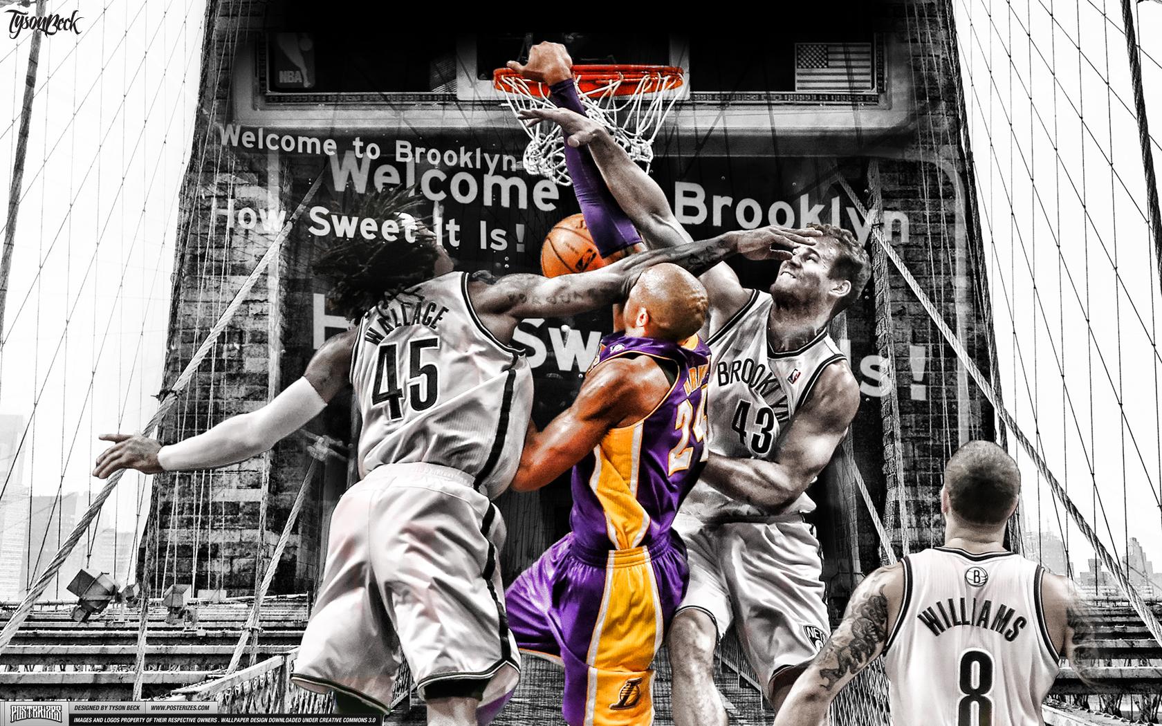 Kobe Bryant HD Background