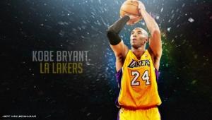 Kobe Bryant HD Desktop