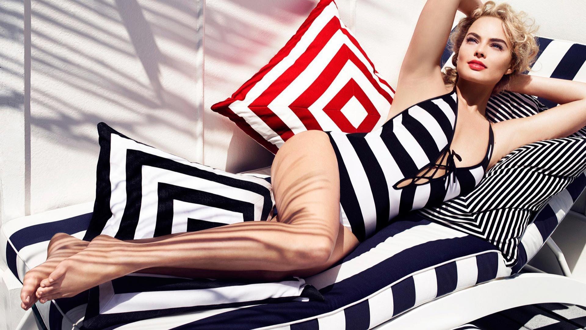 Margot Robbie Widescreen