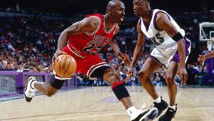 Michael Jordan 4K