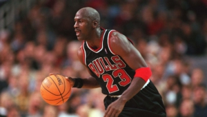 Michael Jordan Background