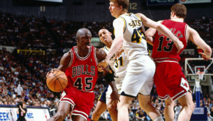 Michael Jordan HD