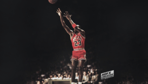 Michael Jordan High Definition