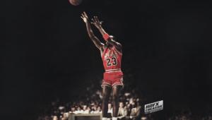 Michael Jordan High Definition