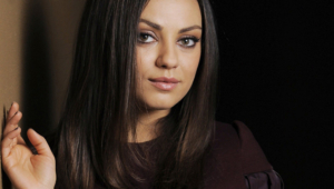 Mila Kunis HD Background