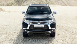 Mitsubishi Pajero Sport 2016 Wallpapers HD