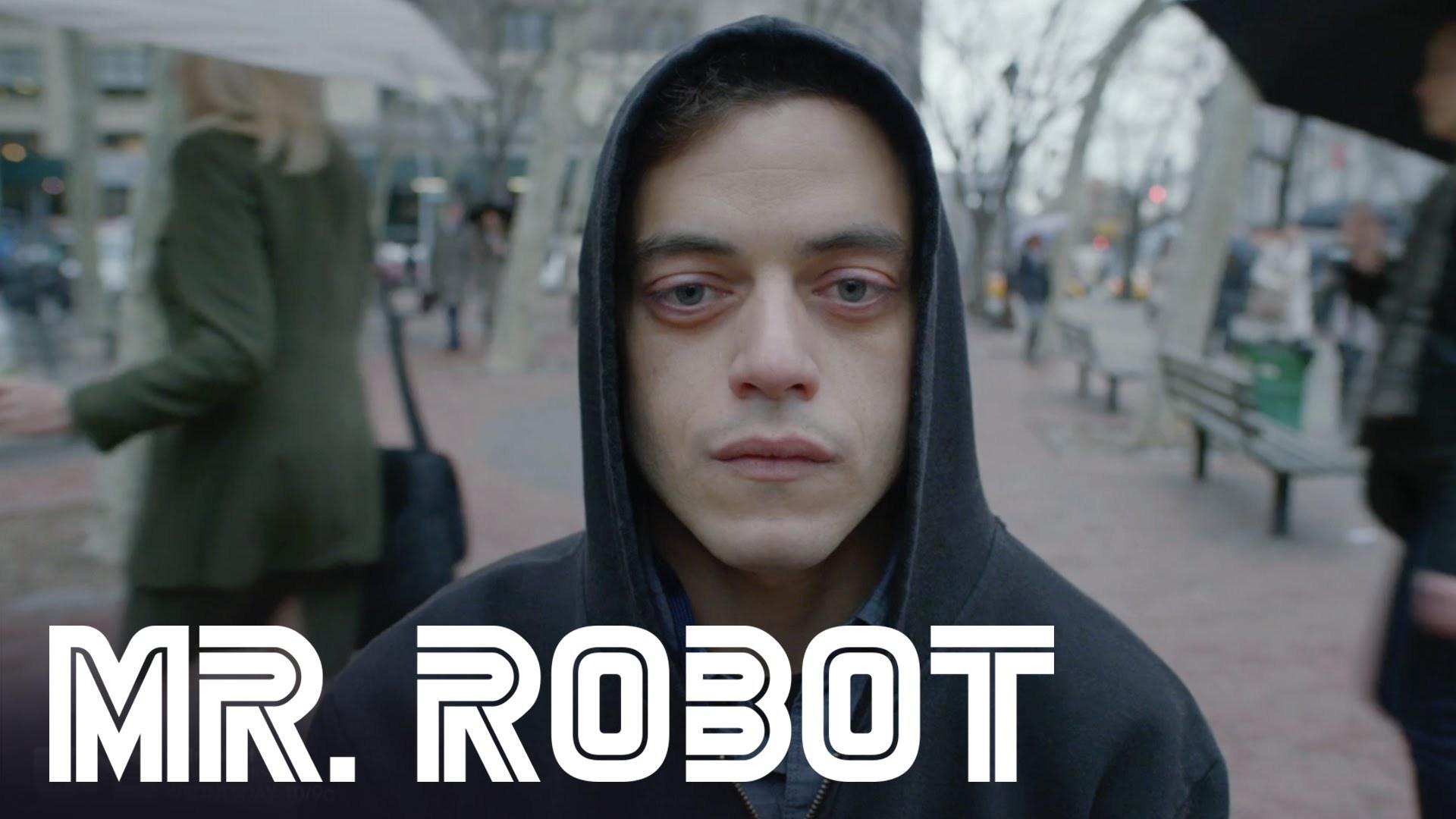 Mr. Robot HD Wallpaper