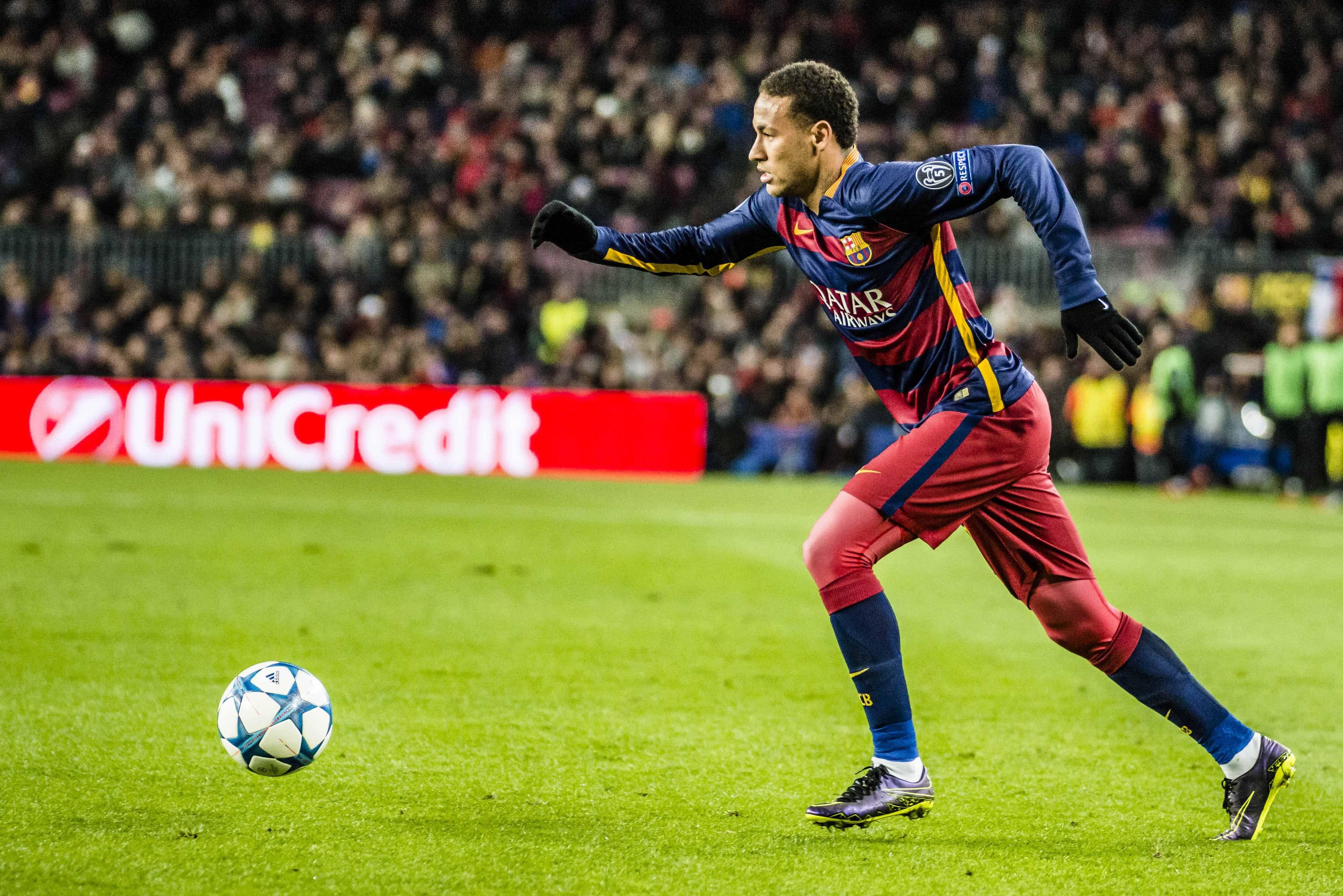 Neymar HD Desktop