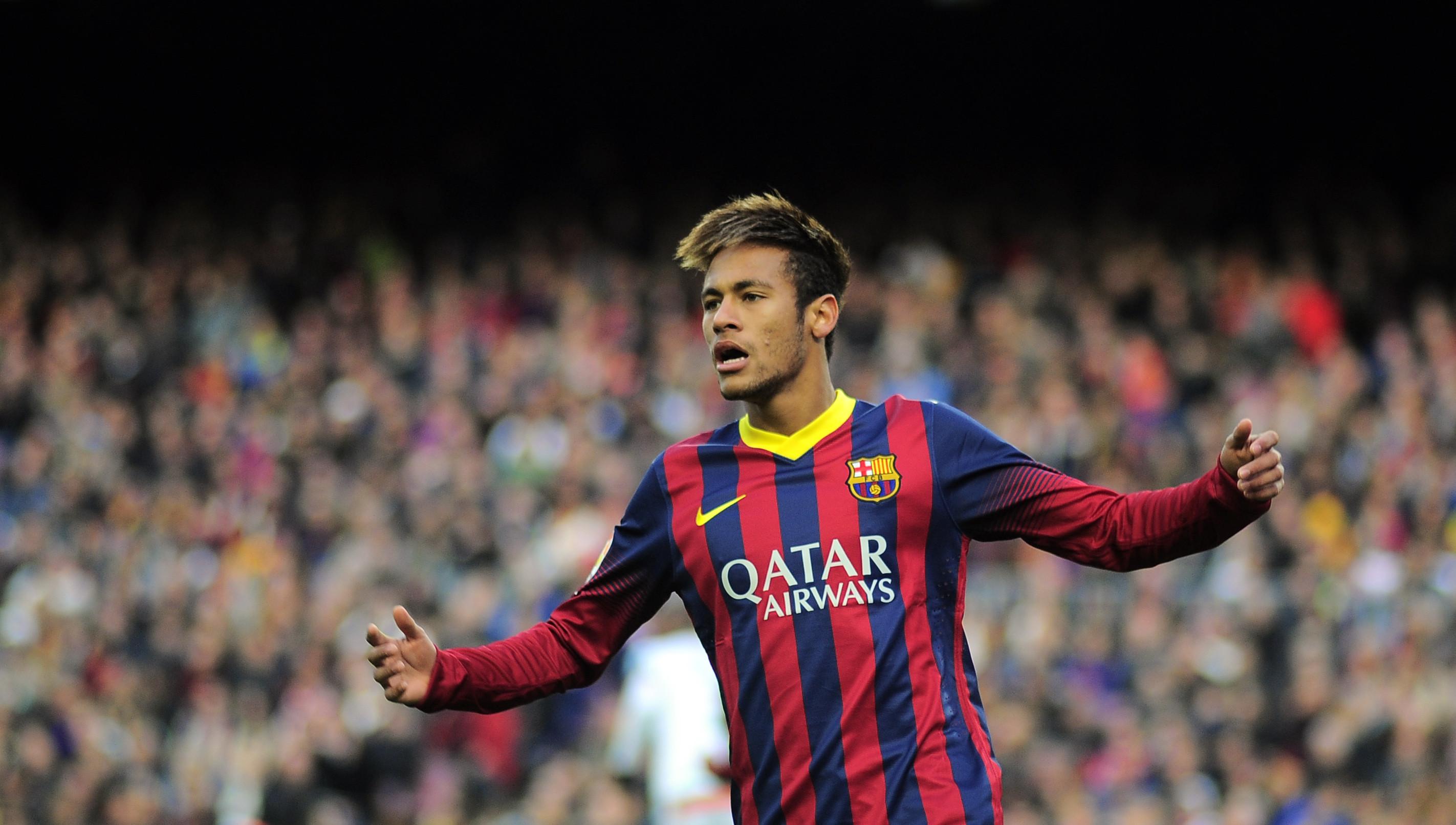 Neymar High Definition Wallpapers