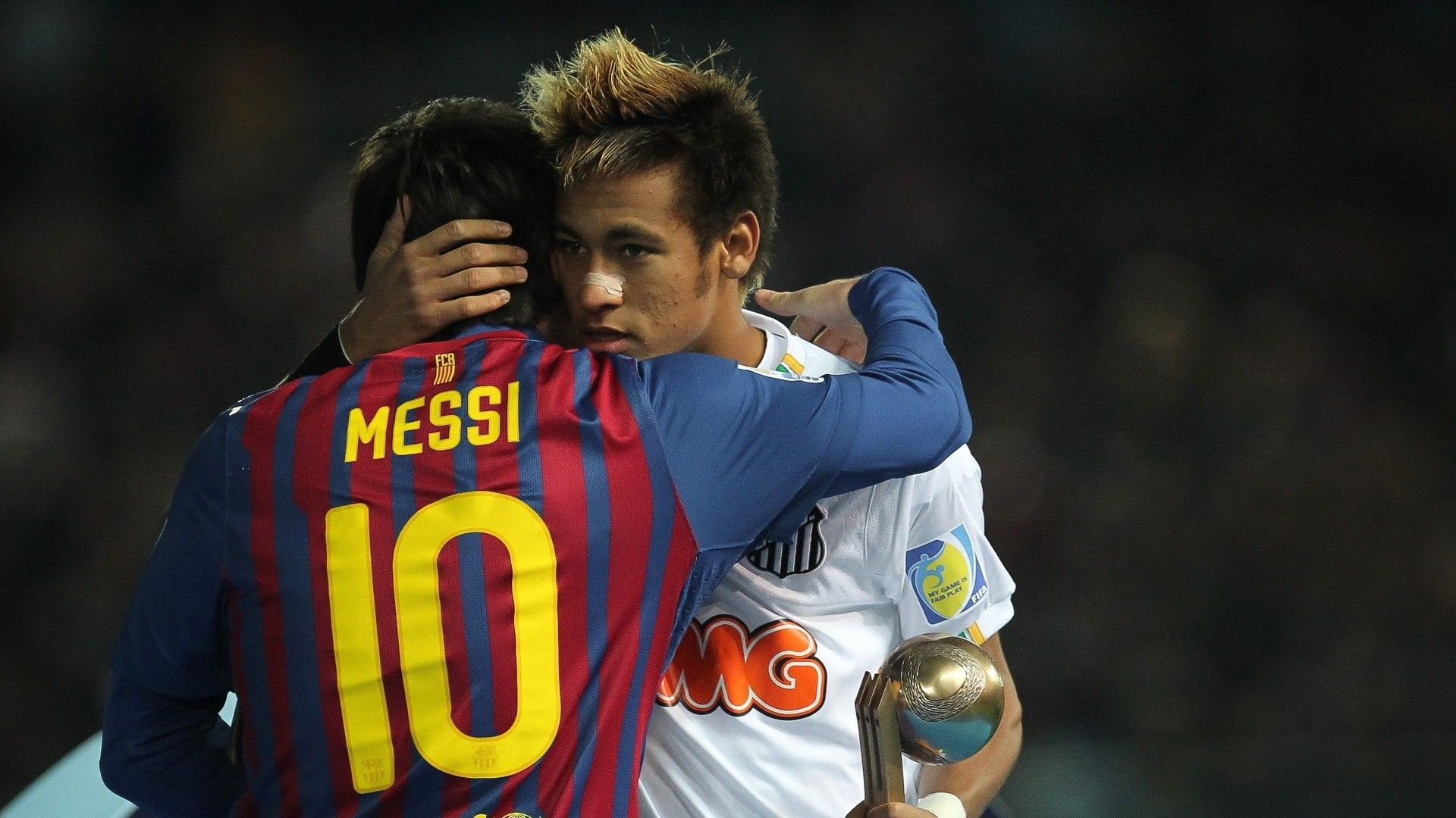 Neymar For Desktop Background