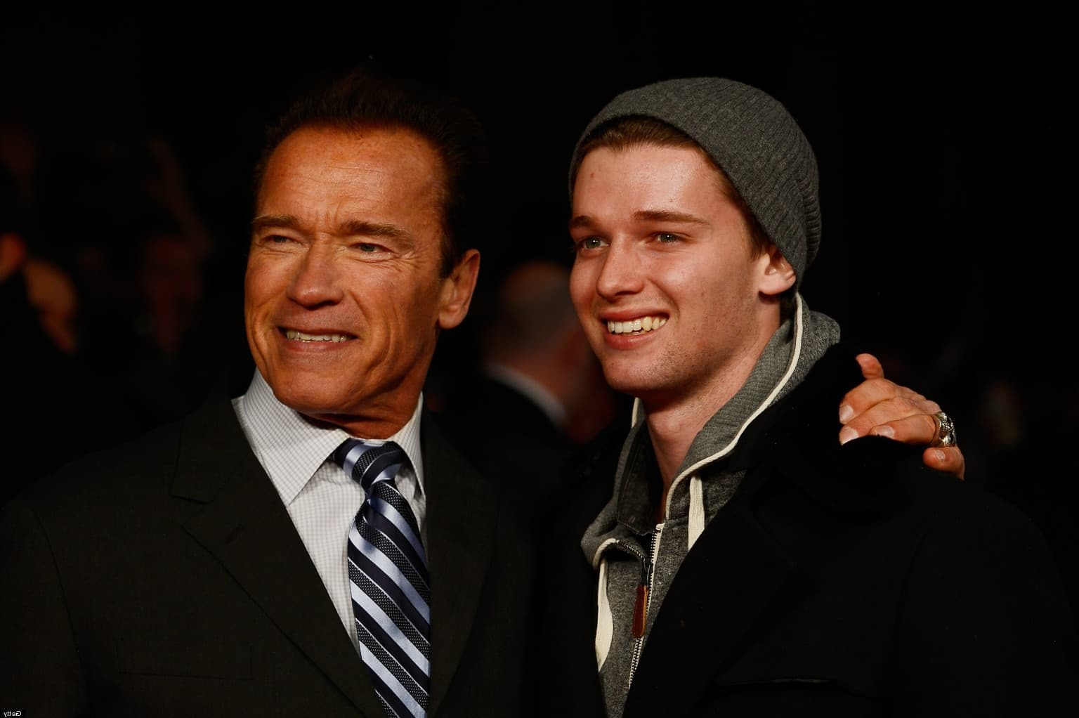 Patrick Schwarzenegger Wallpaper