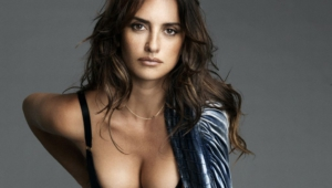 Penelope Cruz Background