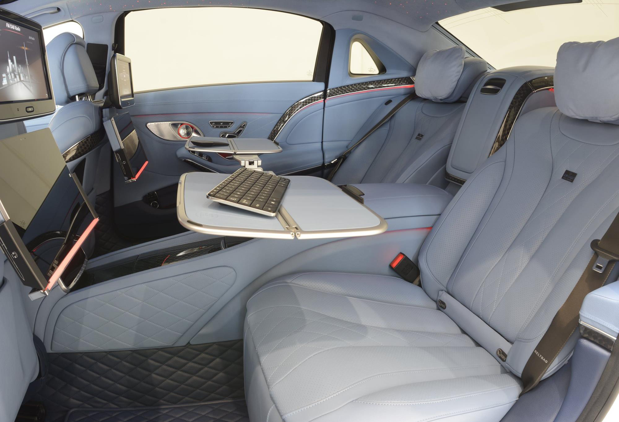 Pictures Of Brabus Maybach Rocket 900