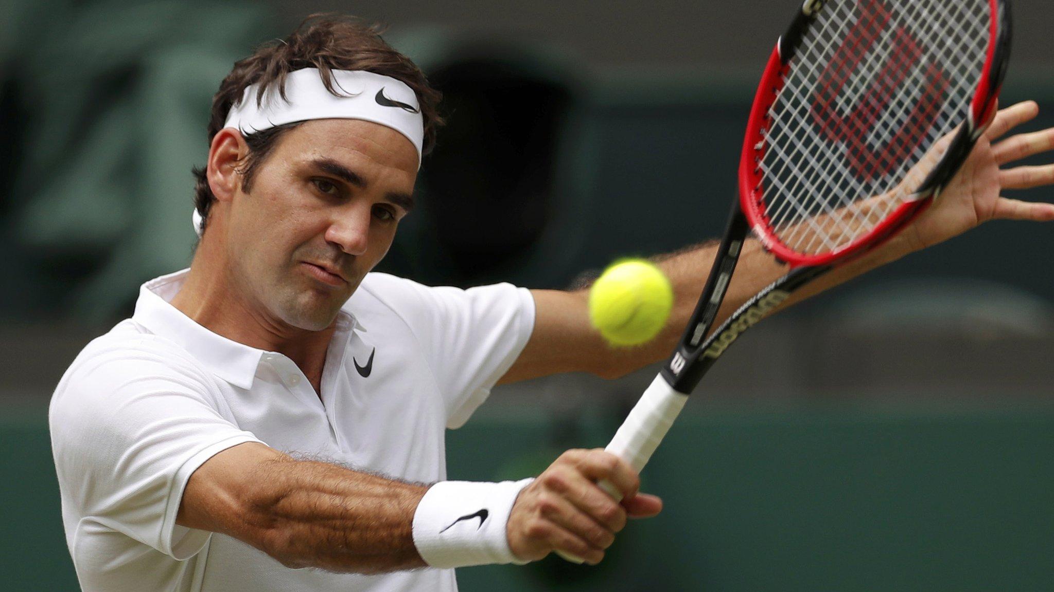 Pictures Of Roger Federer
