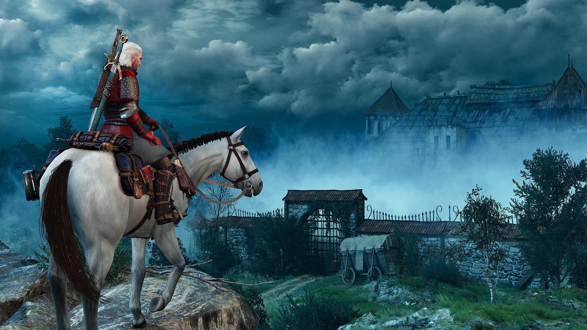 Pictures Of The Witcher 3 Wild Hunt