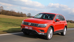 Pictures Of Volkswagen Tiguan