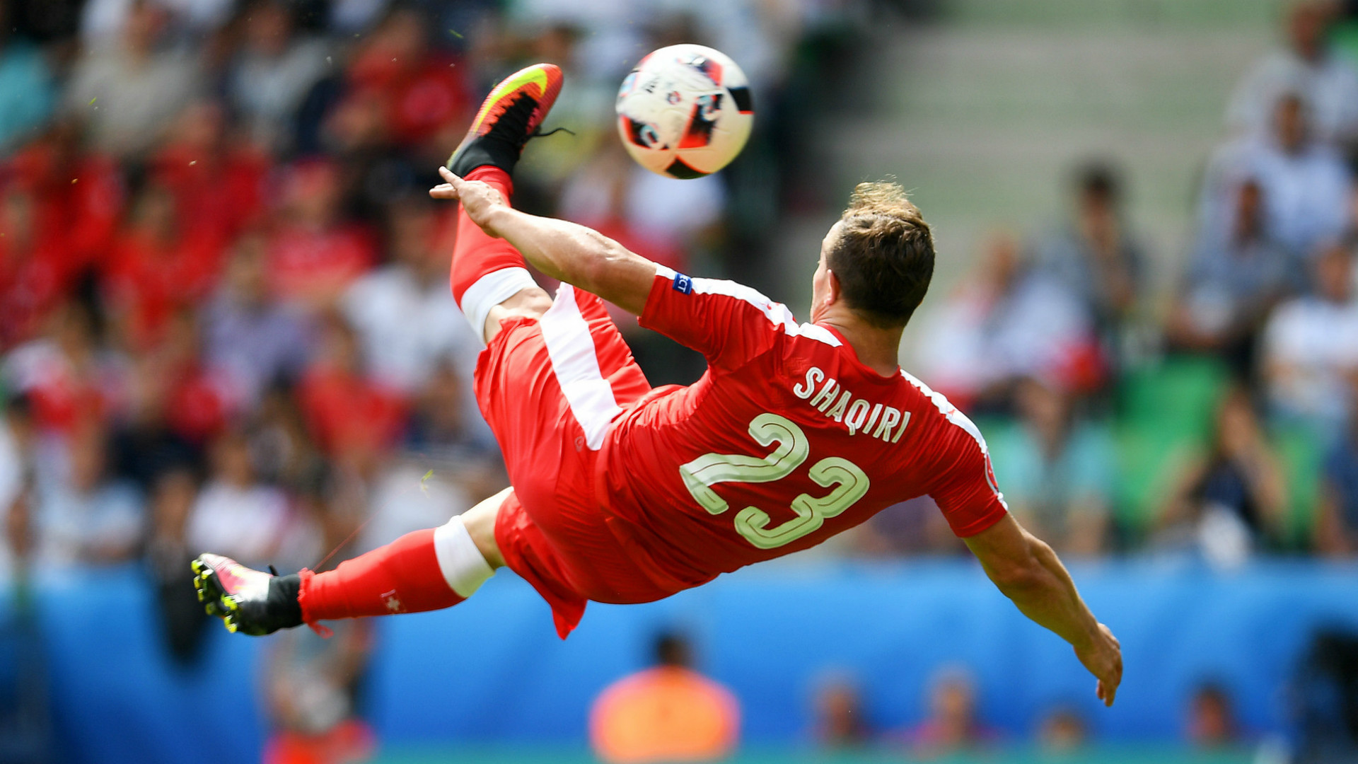 Pictures Of Xherdan Shaqiri