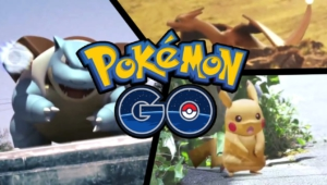 Pokemon Go HD Wallpaper
