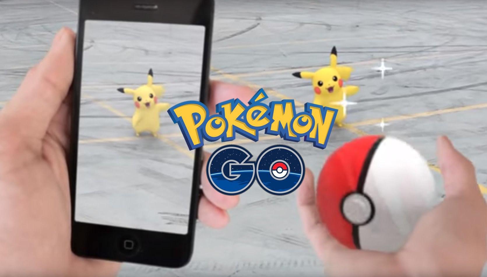 Pokemon Go Pictures