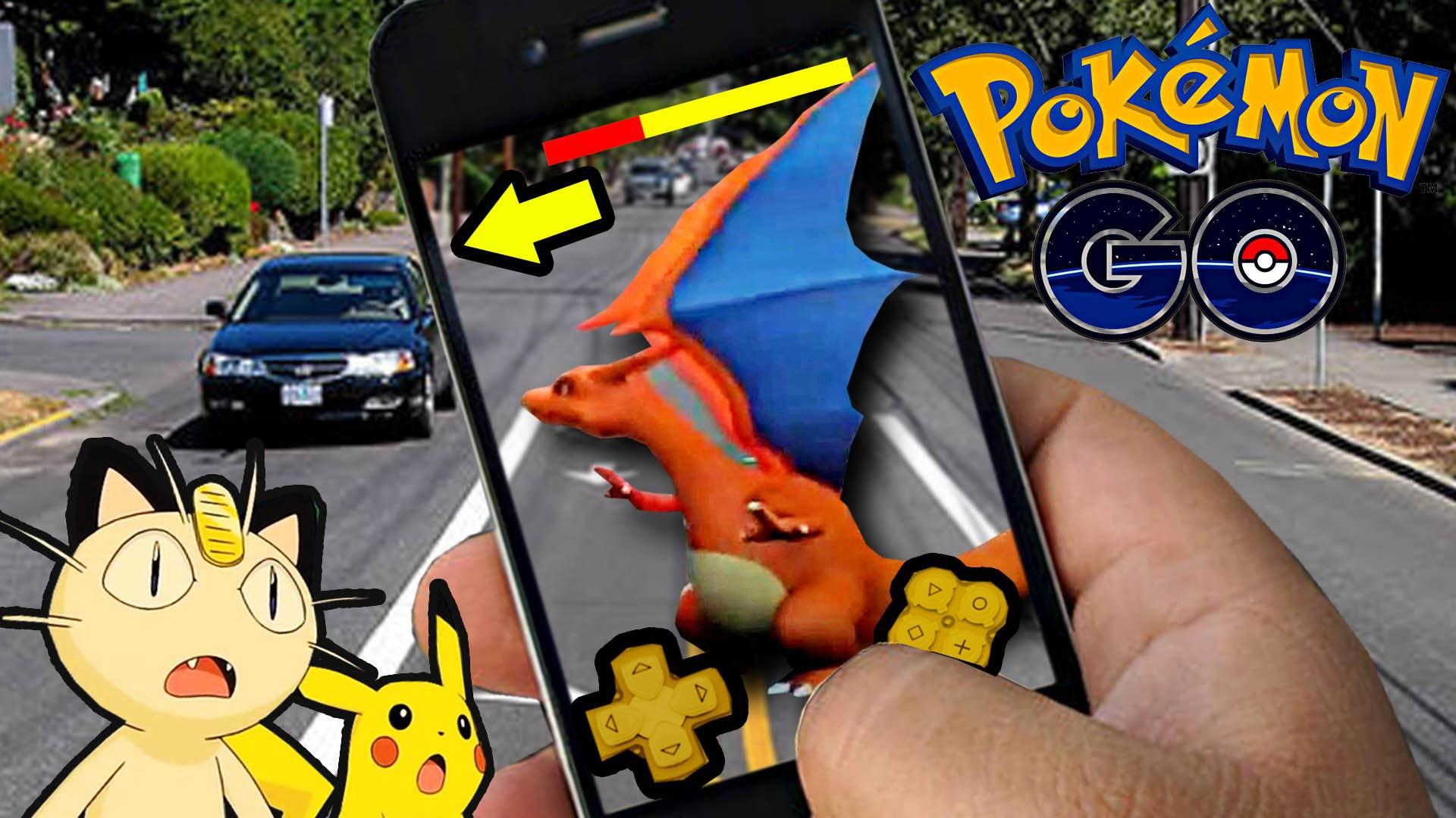 Pokemon Go Wallpapers HD