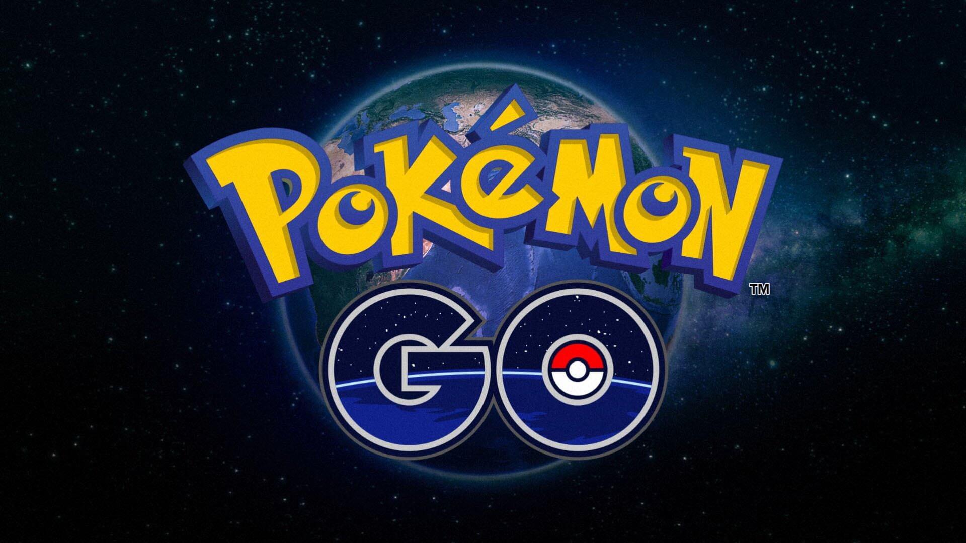 Pokemon Go Widescreen