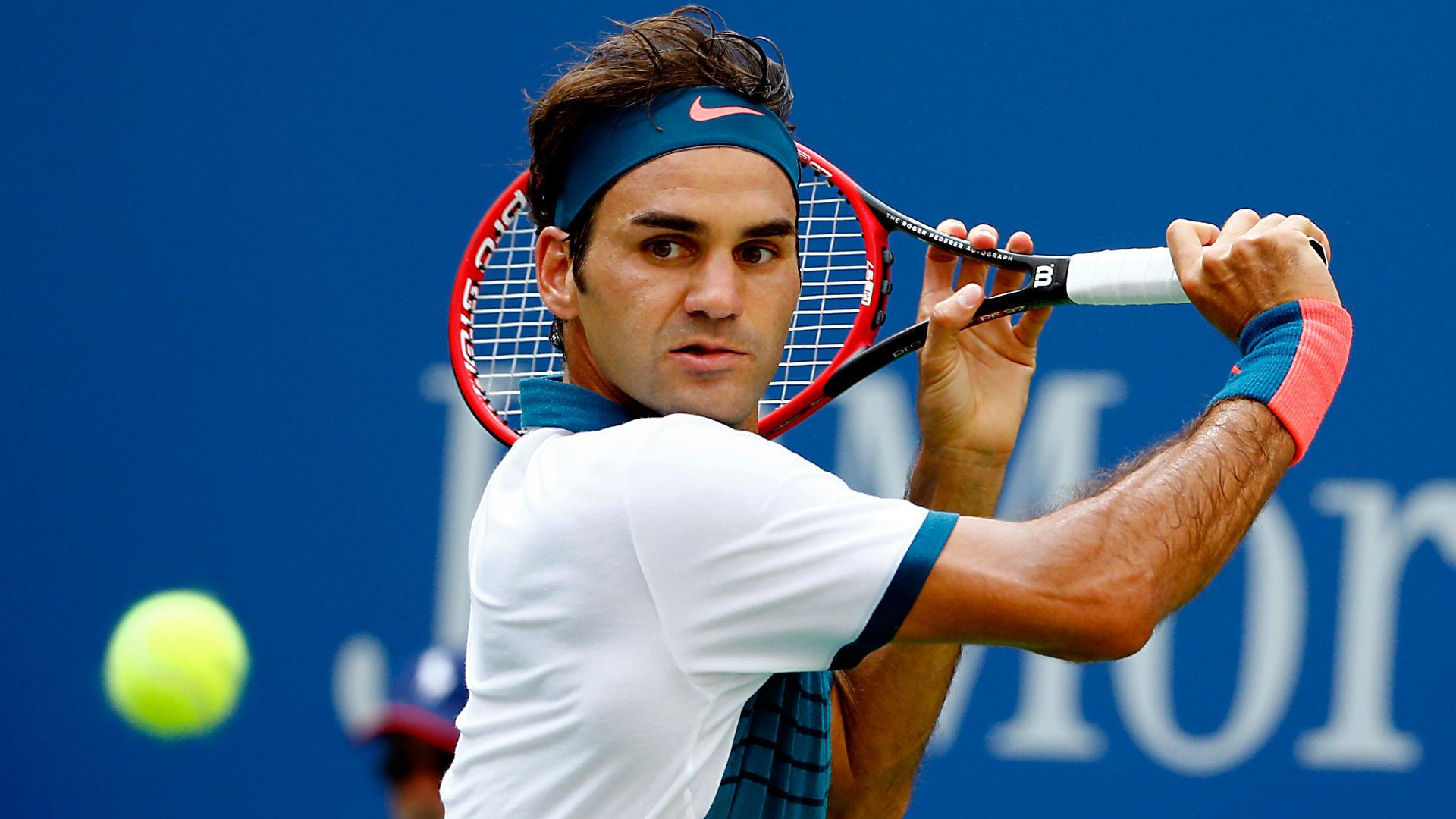 Roger Federer Background