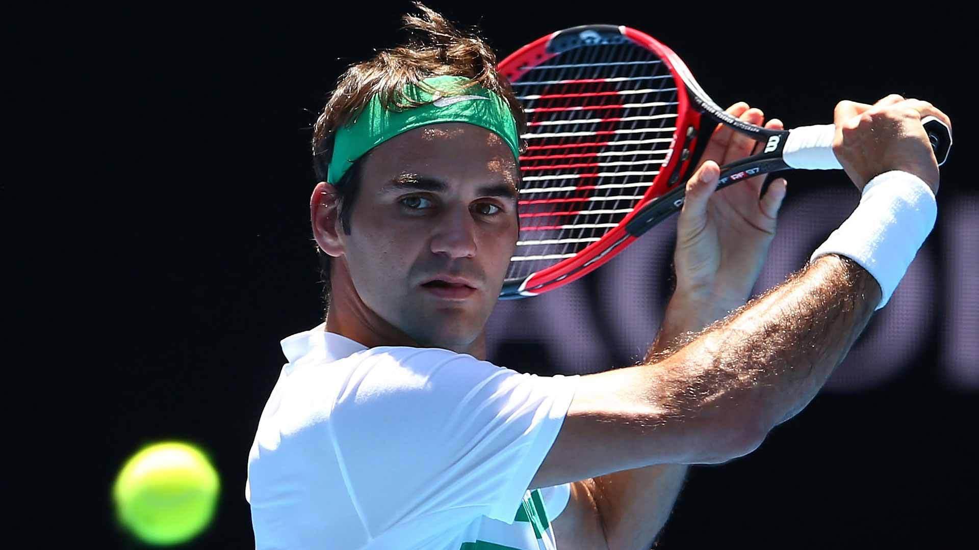 Roger Federer Widescreen