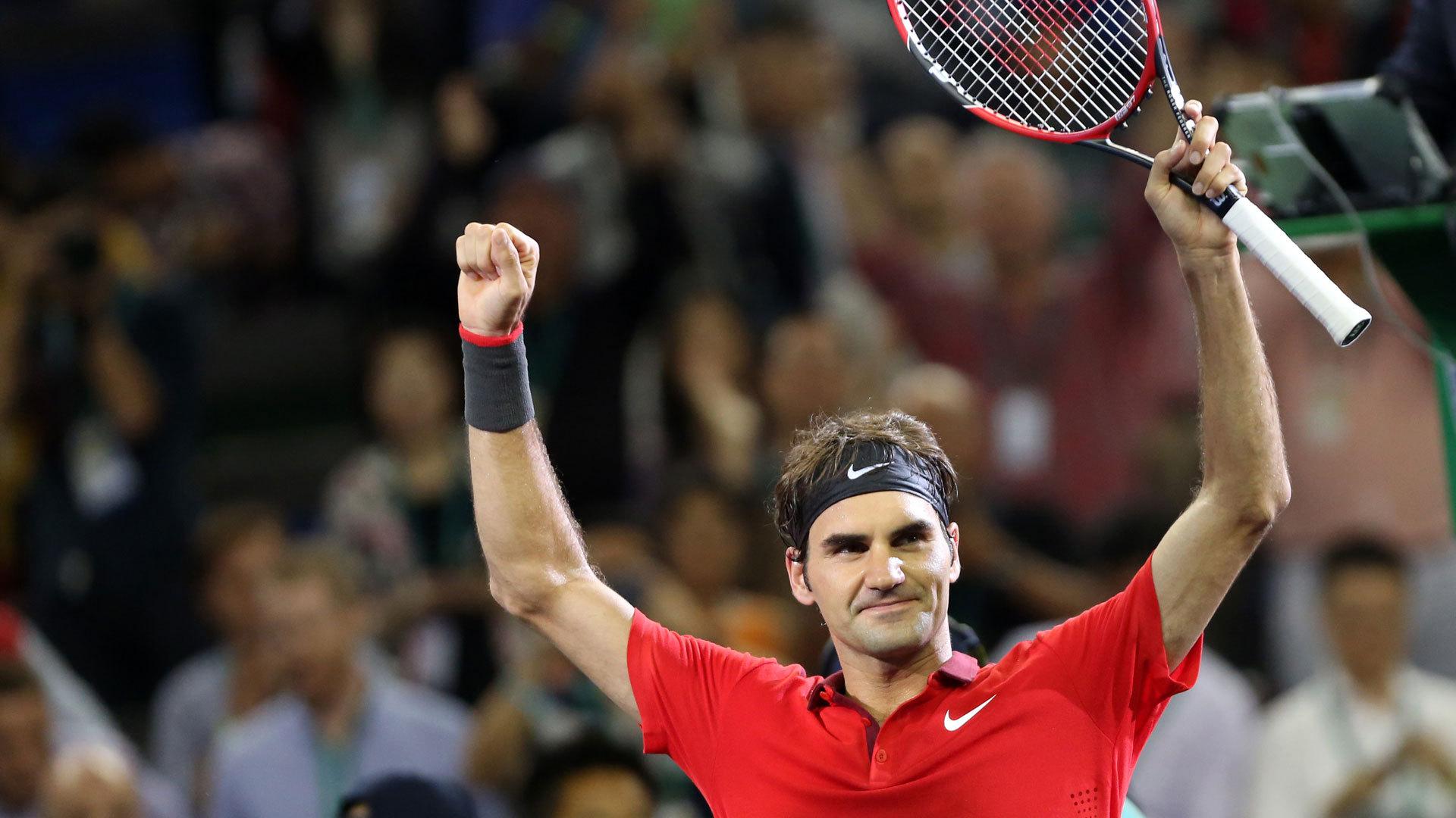 Roger Federer For Desktop