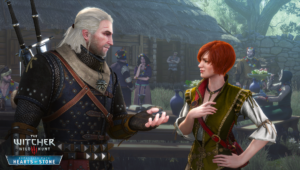 The Witcher 3 Wild Hunt Desktop