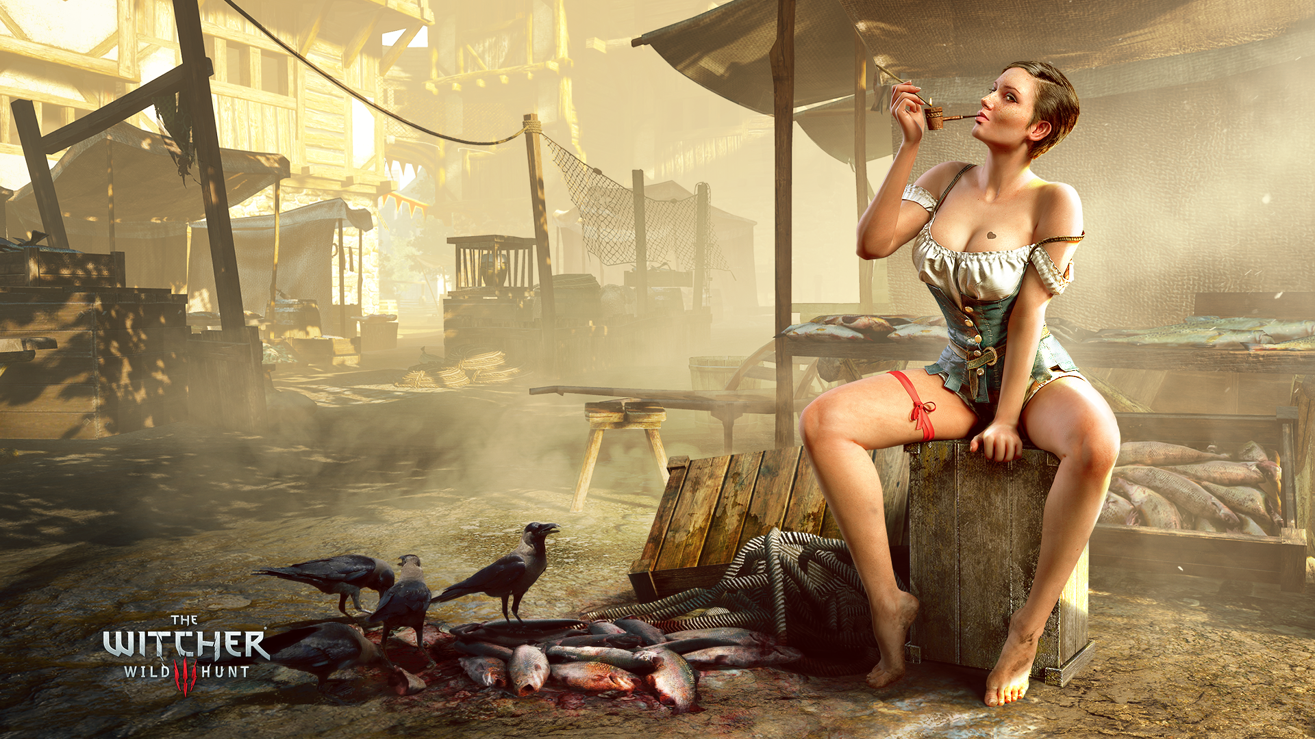 The Witcher 3 Wild Hunt Desktop Images