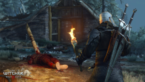 The Witcher 3 Wild Hunt HD Wallpaper