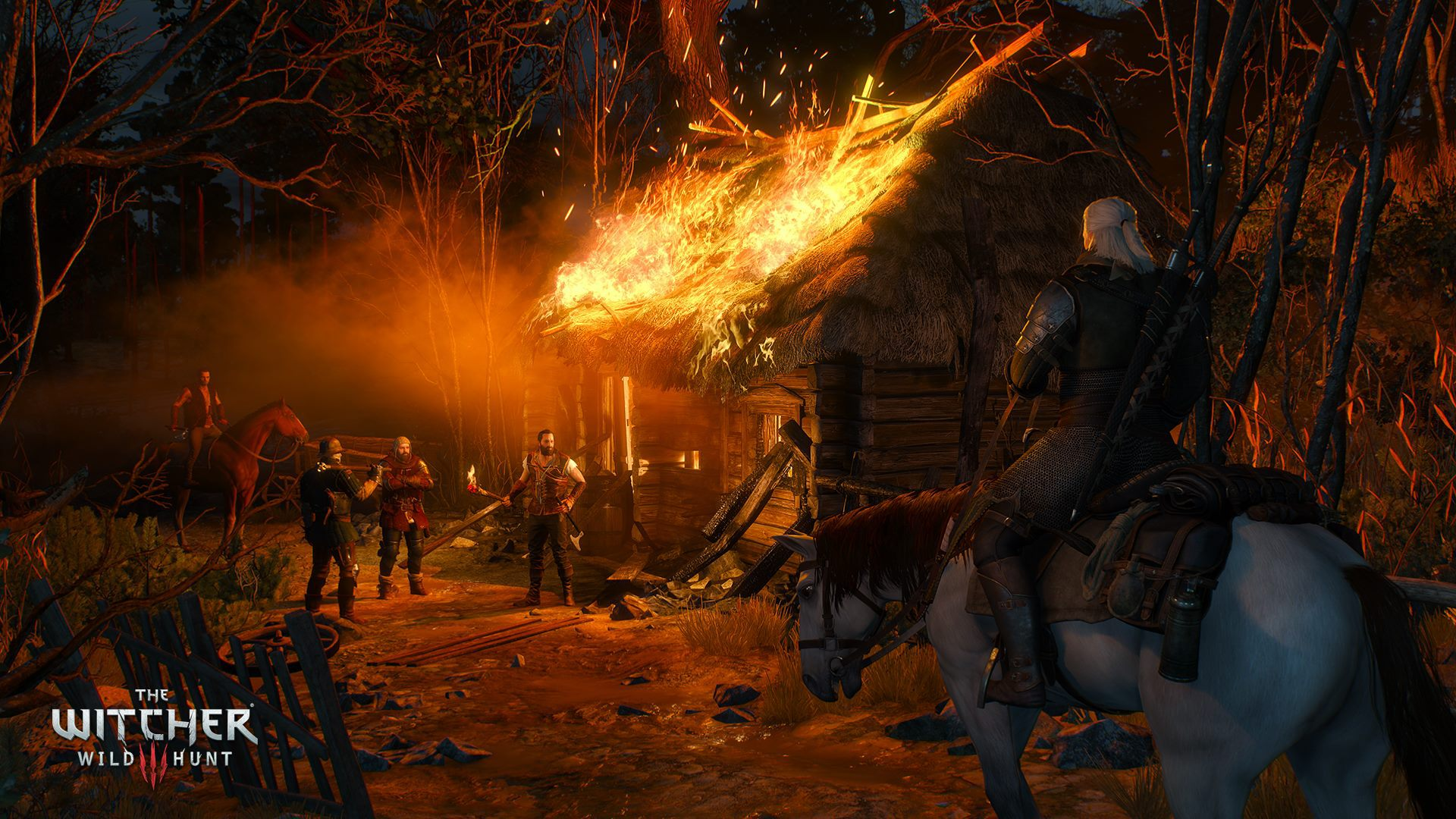 The Witcher 3 Wild Hunt Wallpapers And Backgrounds