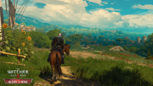 The Witcher 3 Wild Hunt Widescreen