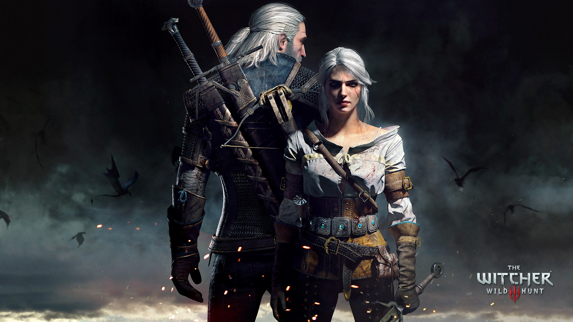The Witcher 3 Wild Hunt For Desktop Background