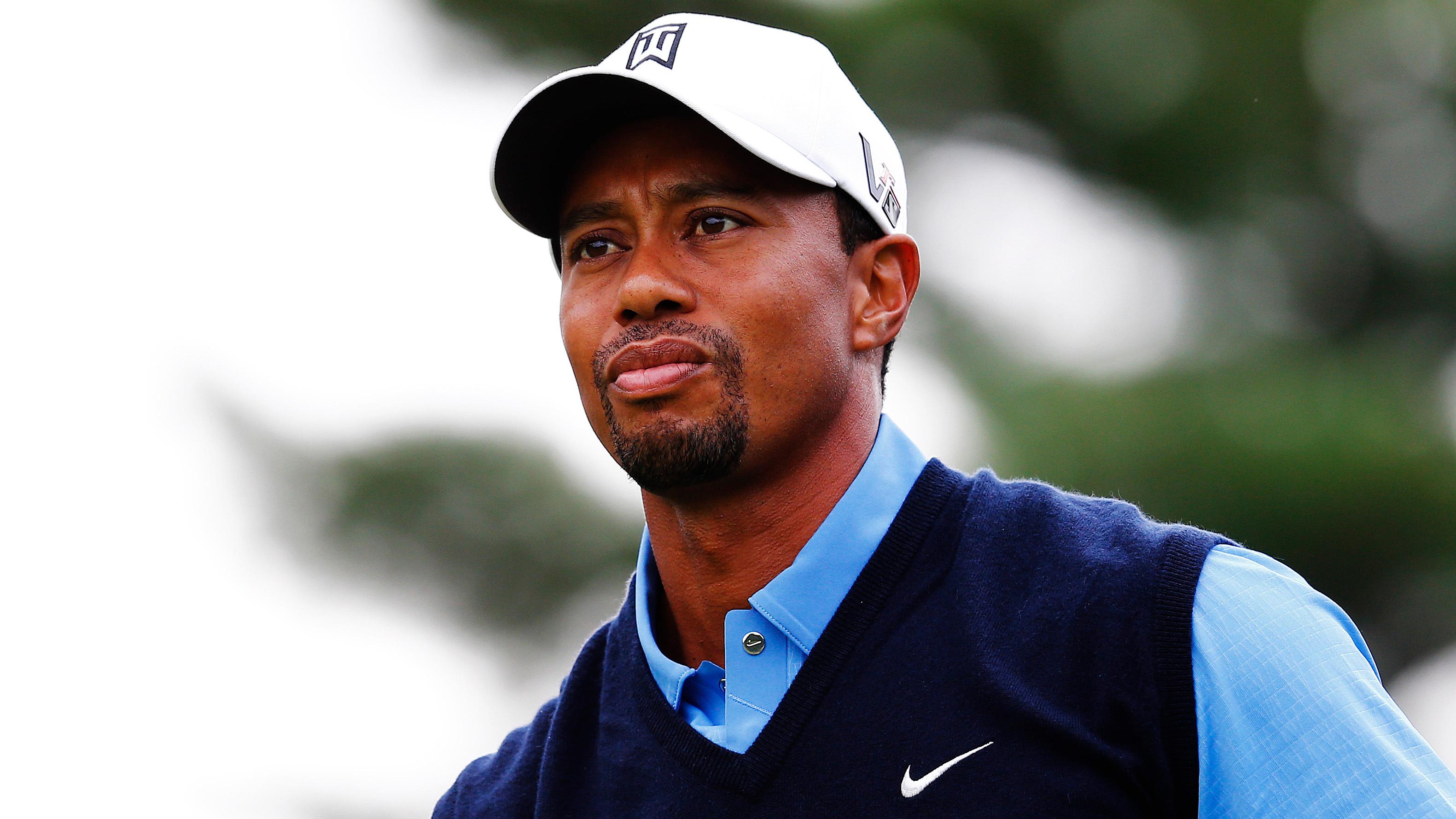 Tiger Woods HD Desktop