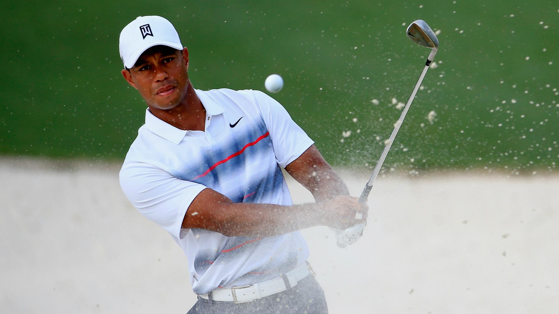 Tiger Woods High Definition