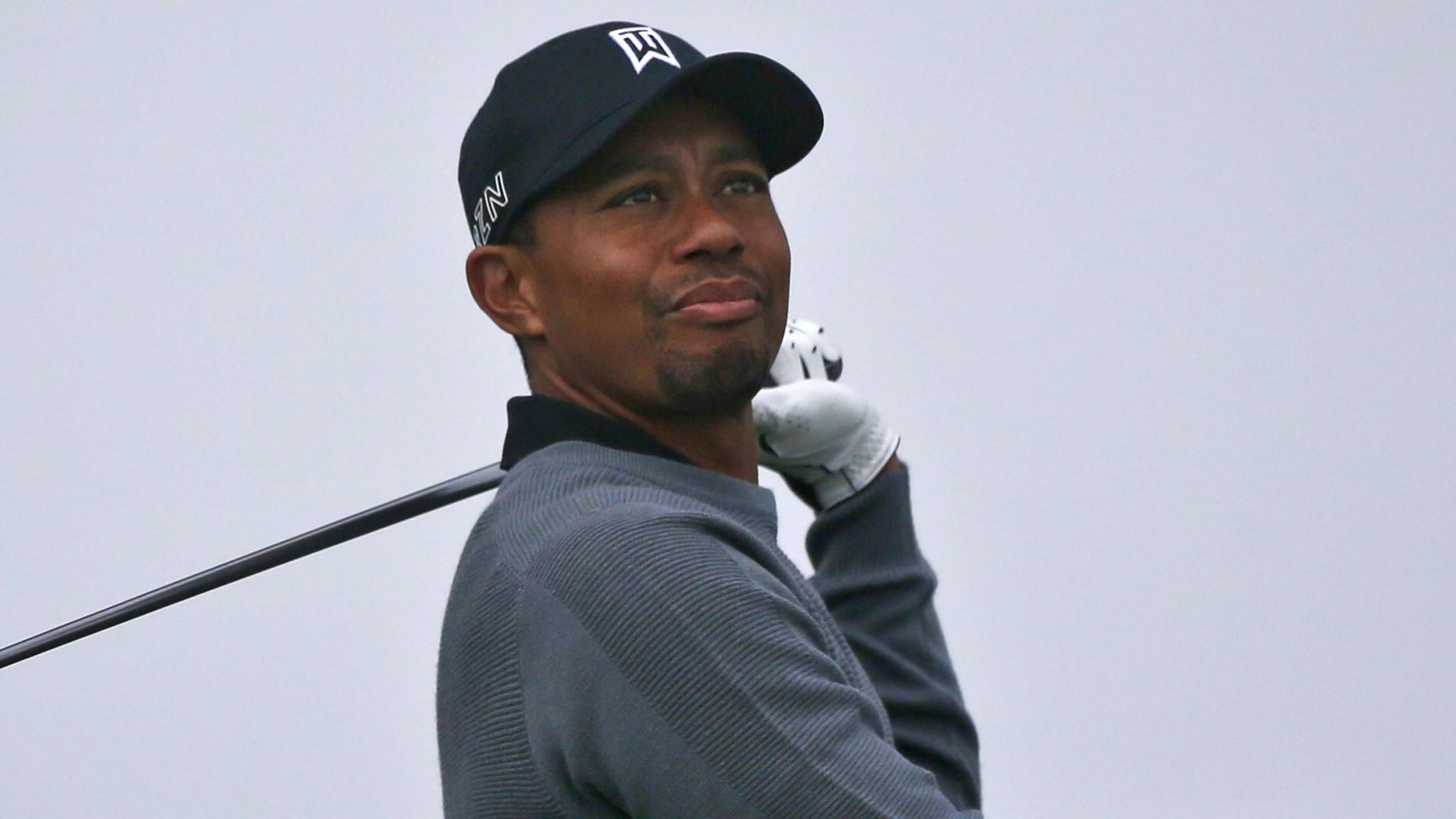 Tiger Woods Widescreen