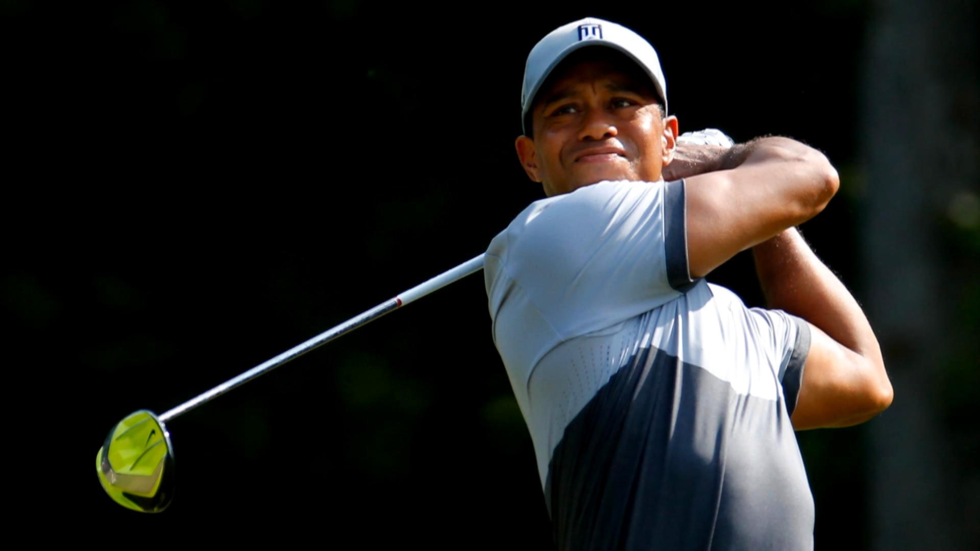 Tiger Woods Full HD