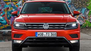 Volkswagen Tiguan 4K