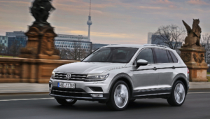 Volkswagen Tiguan Desktop Wallpaper