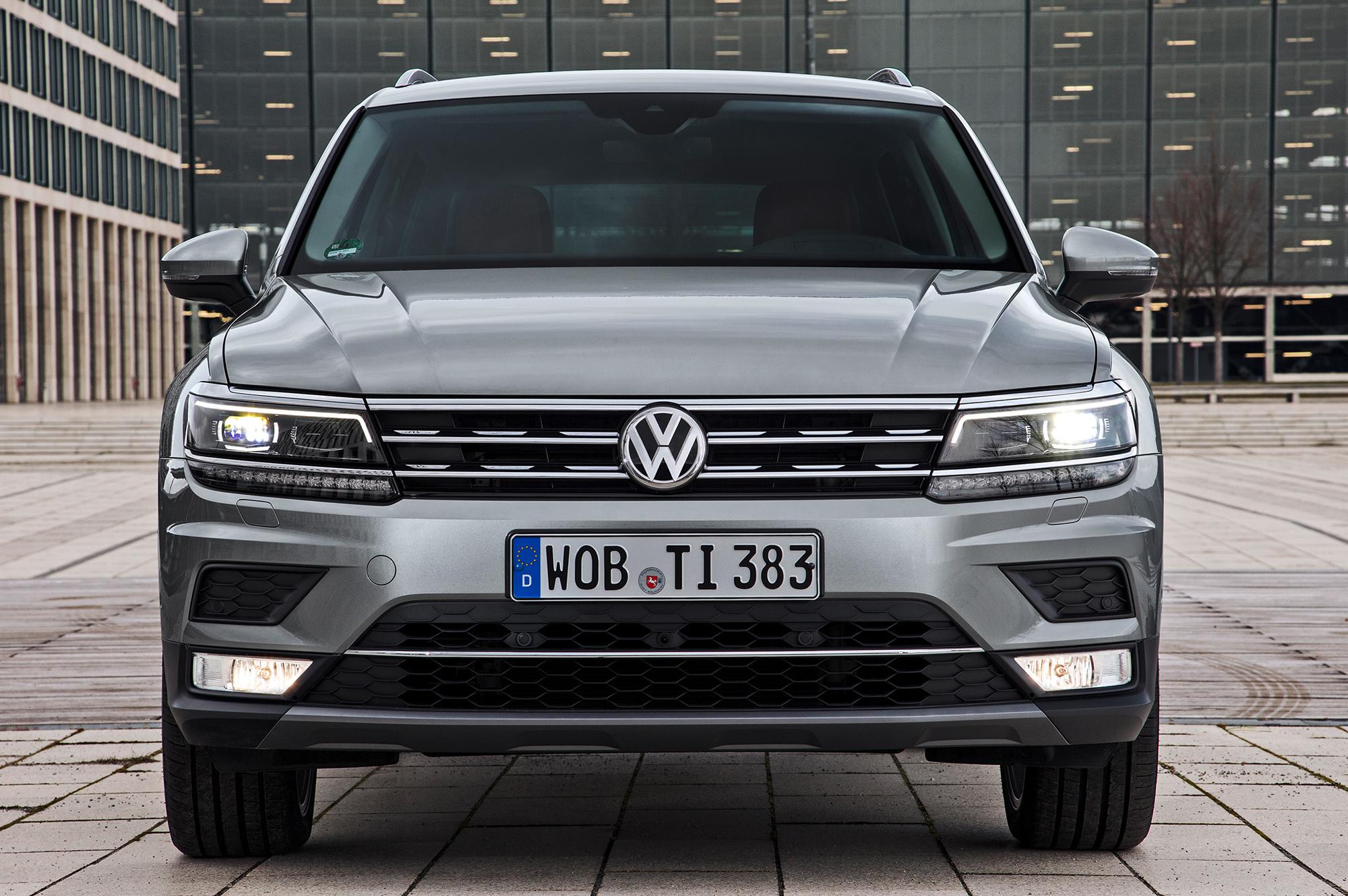 Volkswagen Tiguan Free Download