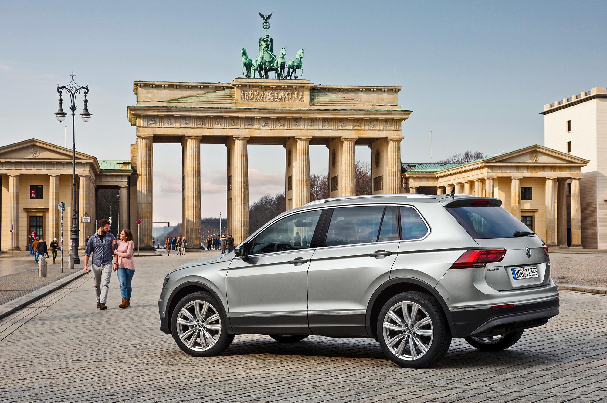 Volkswagen Tiguan Free HD Wallpapers