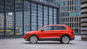 Volkswagen Tiguan High Definition