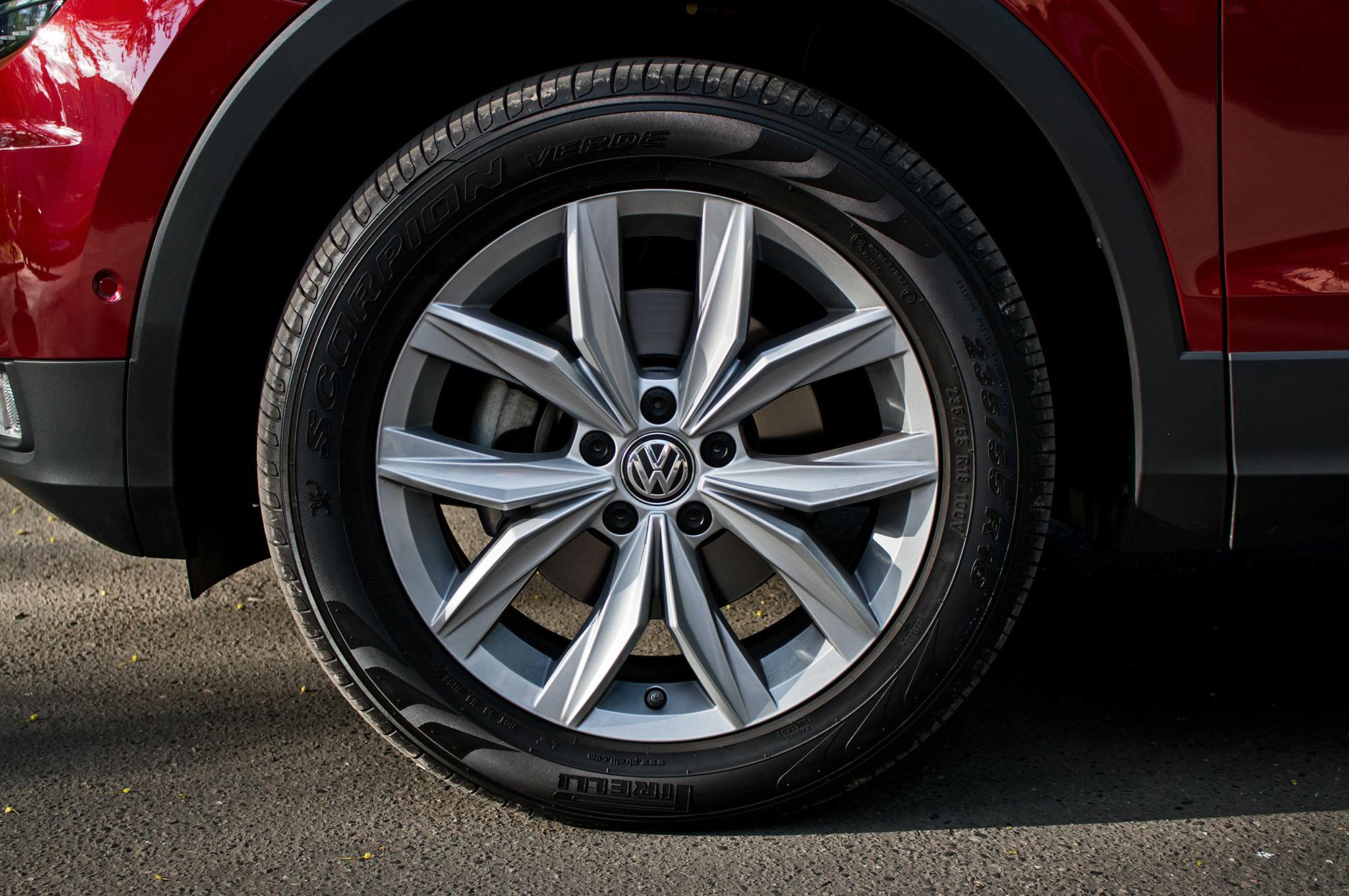 Volkswagen Tiguan High Quality Wallpapers