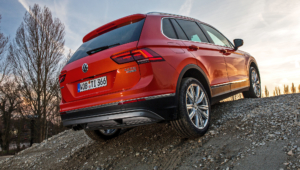 Volkswagen Tiguan Photos