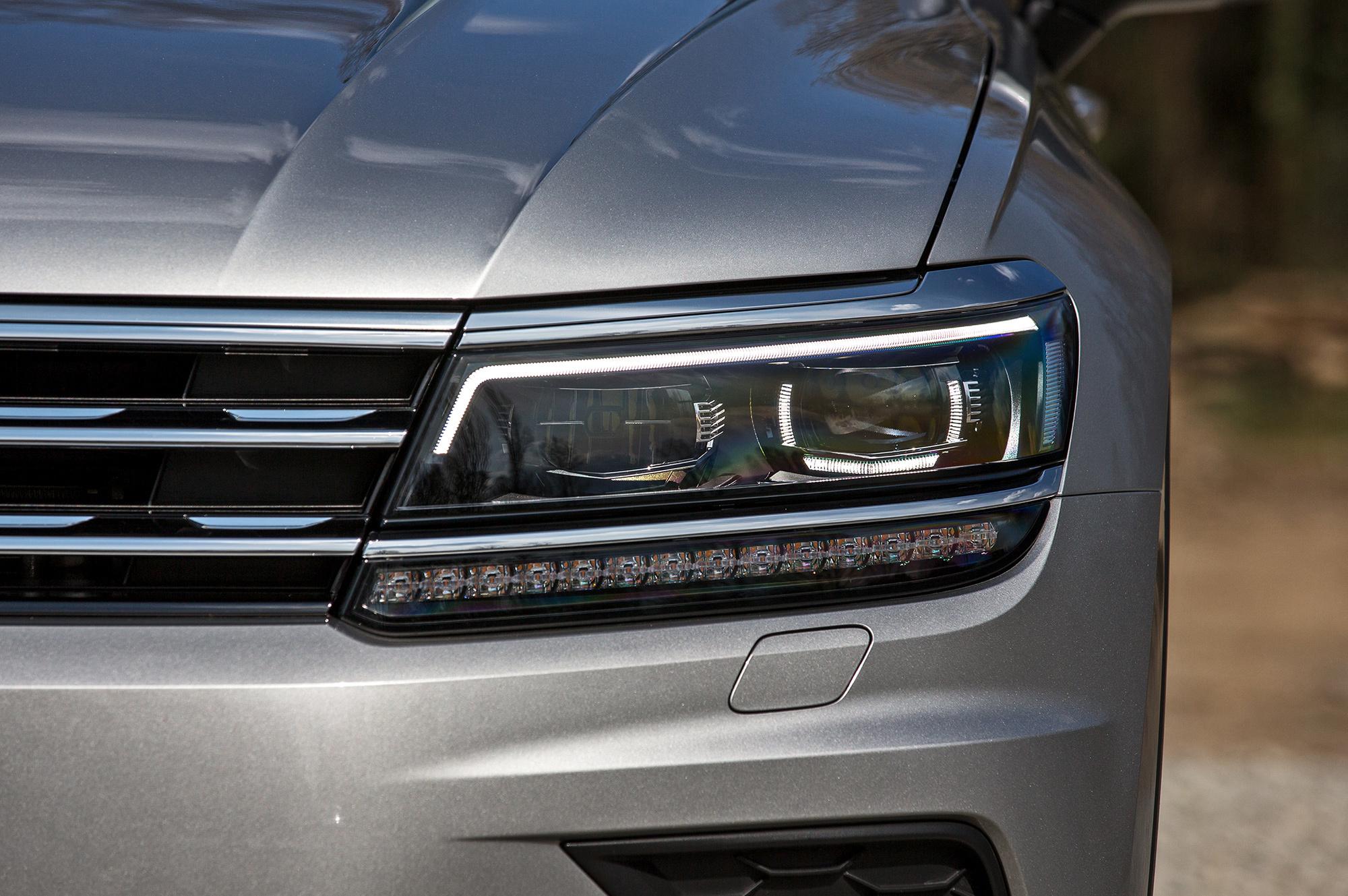 Volkswagen Tiguan Pictures